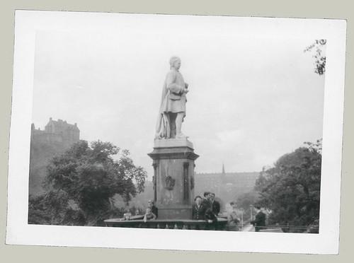 Statue of Poet Ramsey