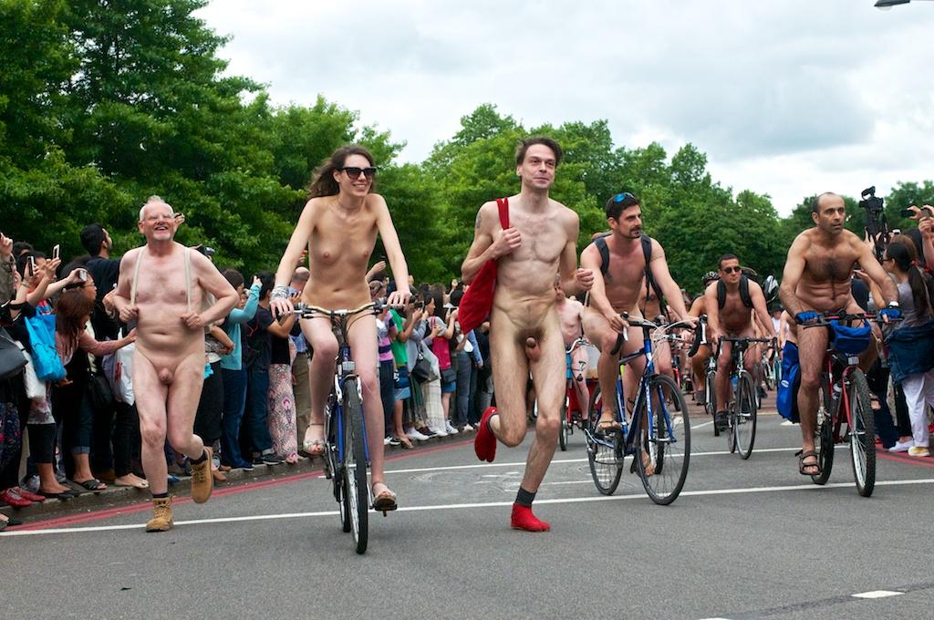 World Naked Bike Ride (WNBR) | massimousai.co.uk | Flickr