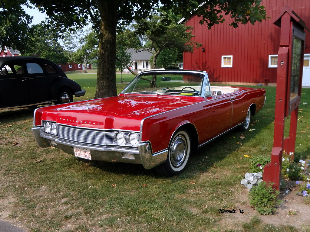 1964 Lincoln Continental 4 Door Hardtop - Spicer Collector ...