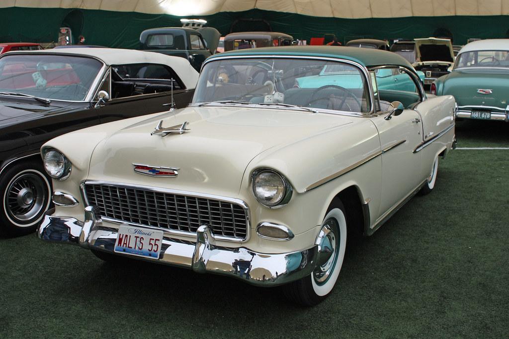 1955 chevrolet bel air 2 door hardtop sport coupe 2 of 5 flickr - 1955 chevrolet belair sport coupe ...