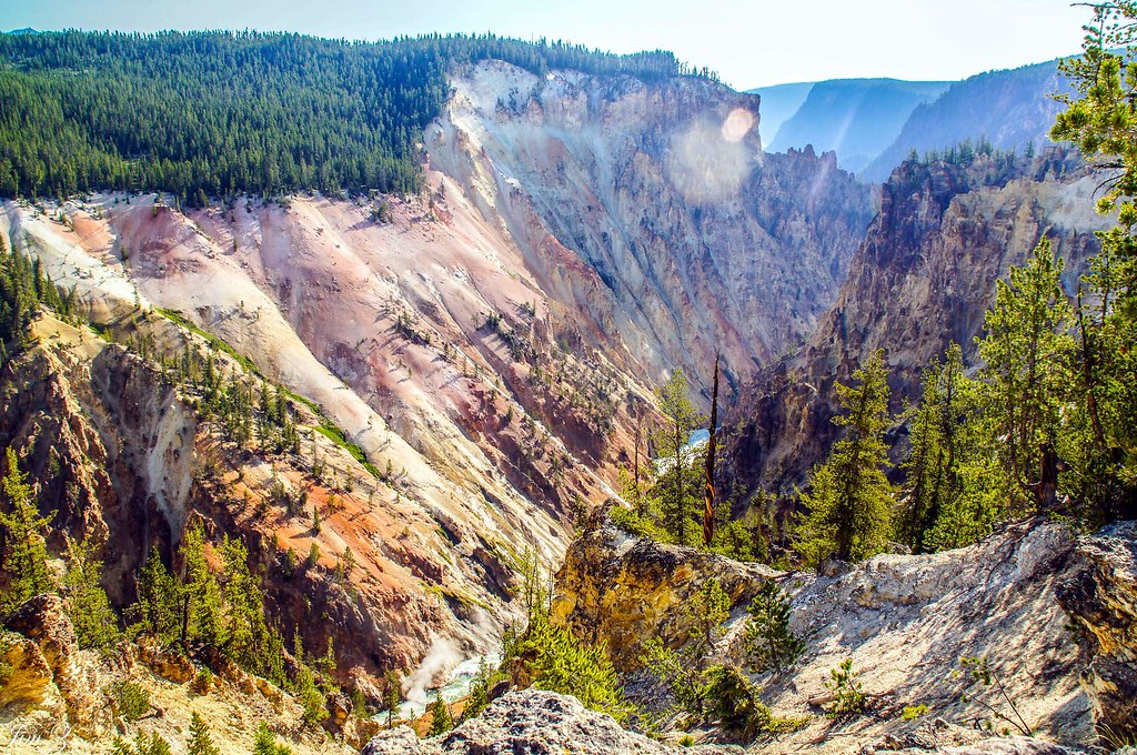 Grand Canyon of Yellowstone 03
