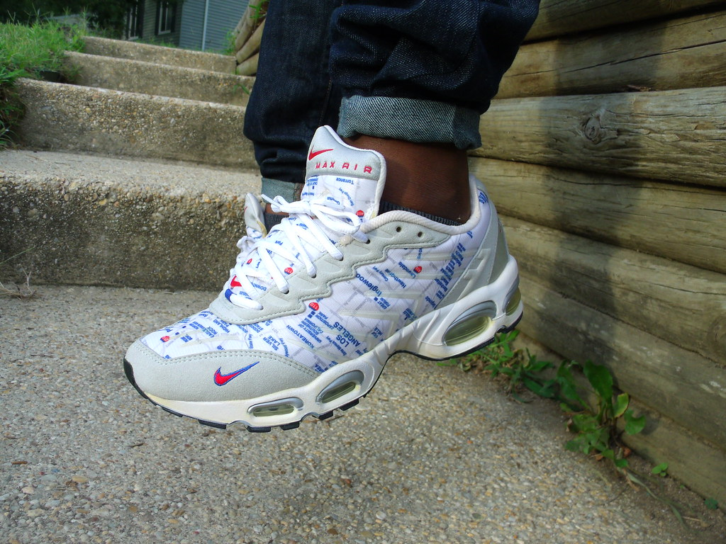 nike air max city tour modello aviation