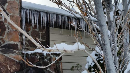 Fireplace Icicles