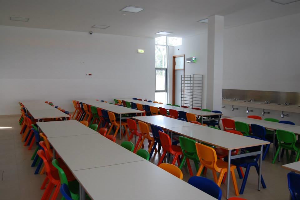 comedor escolar mobiliario guarderia mobiliario escolar