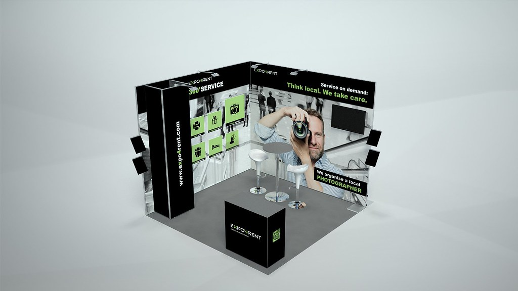 Corner Exhibition Stands Xl : Expo rent germany cunsult customized booth stands i