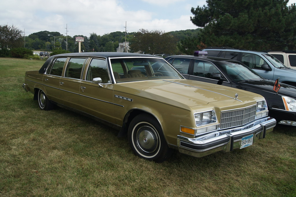 Free Car History Report >> 1977 Buick Electra 6 Door Limousine | Professional Car ...
