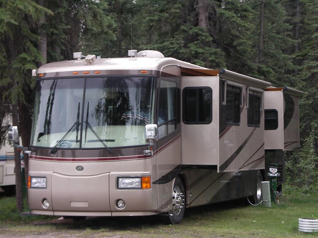 camping car alaska l 39 alaska est un ancien territoire russe flickr. Black Bedroom Furniture Sets. Home Design Ideas