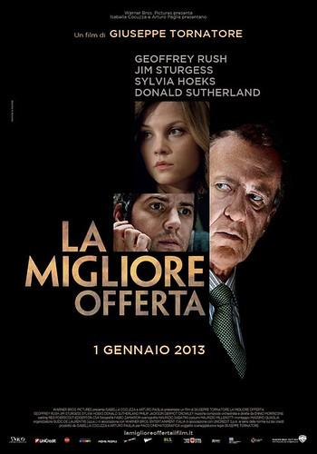最佳出价 La migliore offerta (2013)海报