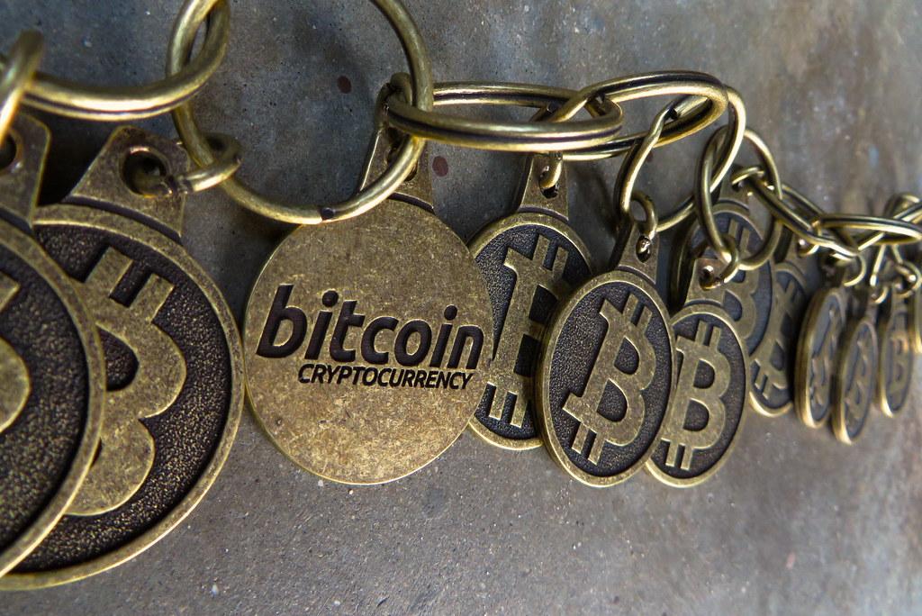 Bitcoin Keychains from BTCkeychain.com