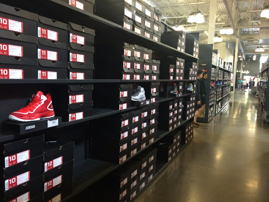 Nike Employee Store Oregon images