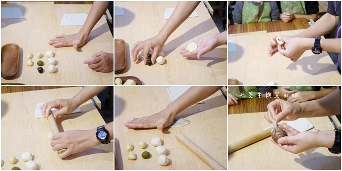 28 李亭香 平西餅 手做課程體驗 餅藝學院