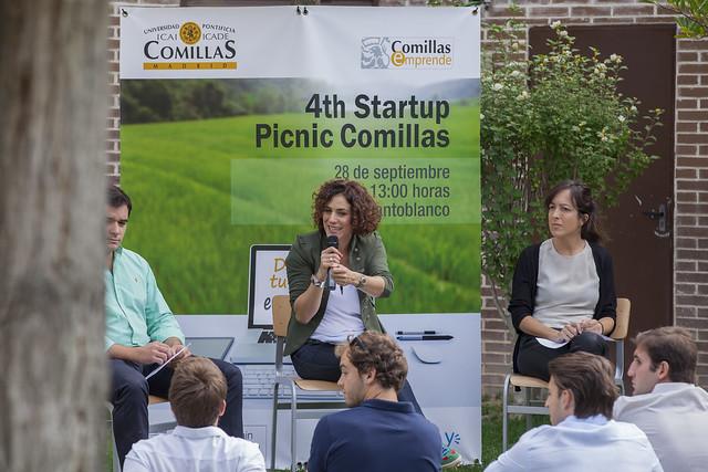 4th Startup Picnic Comillas