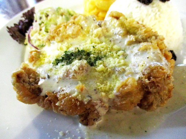 Eco Delite creamy cheese chicken chop