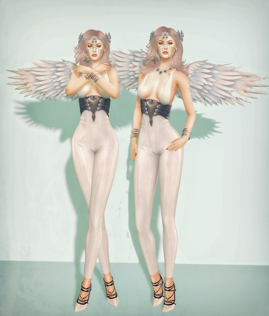 GIA Style Card// The White Angel