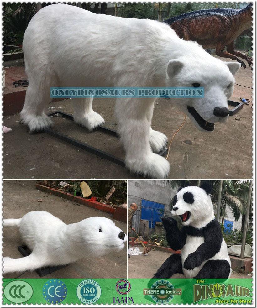 Snowland Animal Models