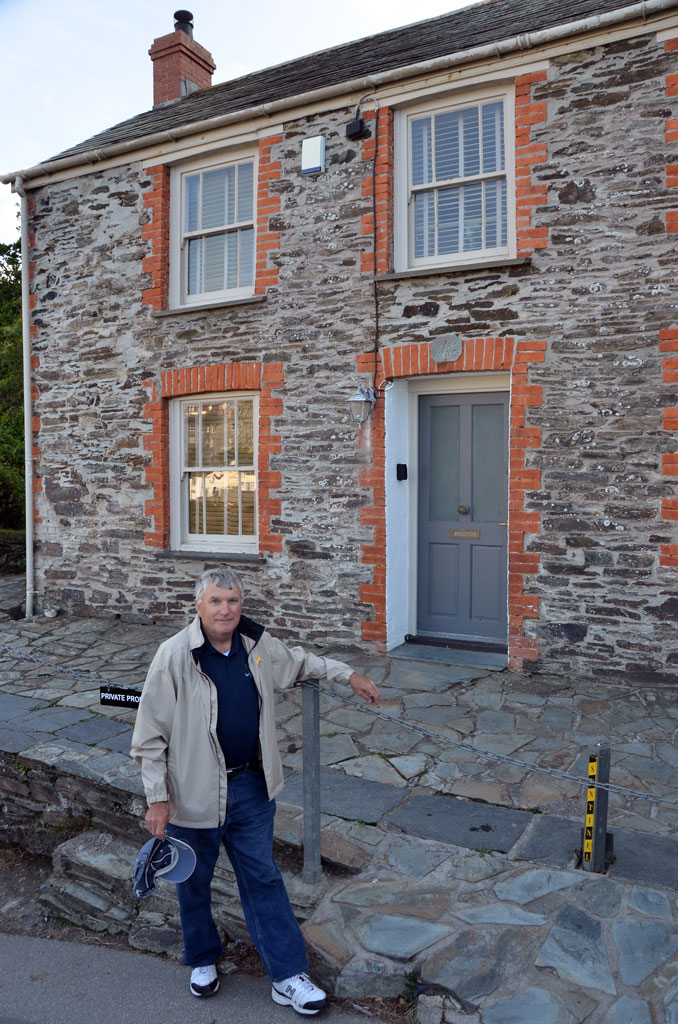 John Fern Cottage Doc Martin S House Port Isaac Cornw