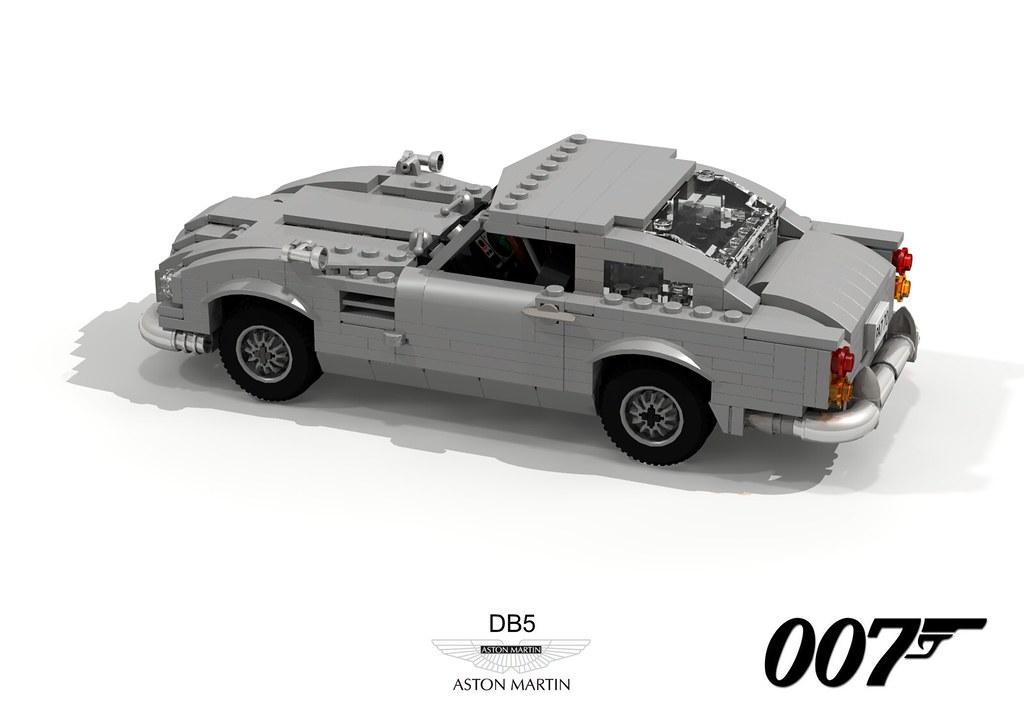Aston Martin Db5 James Bond 007 Need A Fearless Hero
