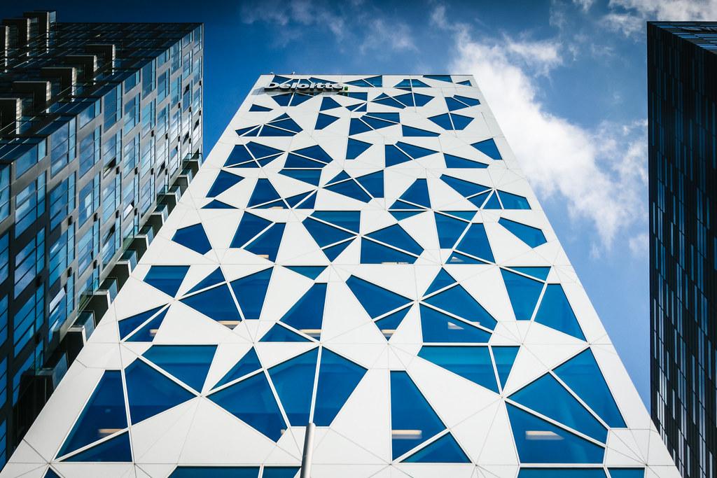 6 2014 >> Deloitte | The Deloitte Building in Oslo, Norway | Benson Kua | Flickr