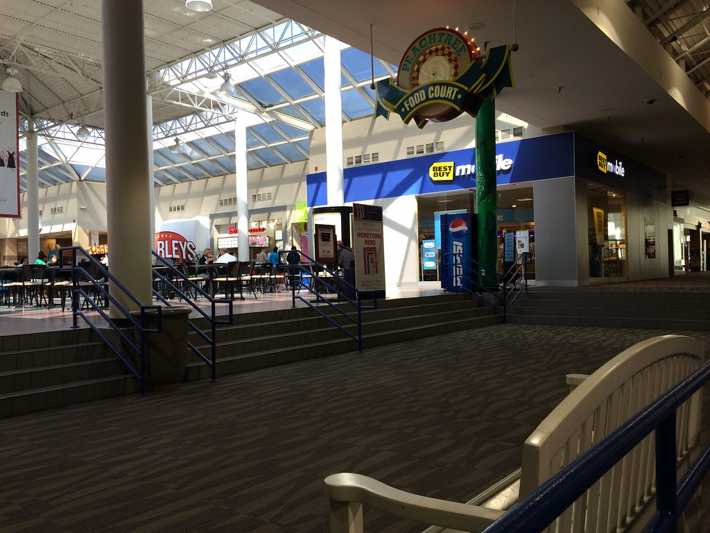 Peachtree Mall Food Court