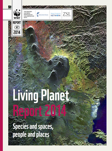 Living Planet Report 2014 @RichardMcLellan @WWF @EndOvershoot @officialzsl