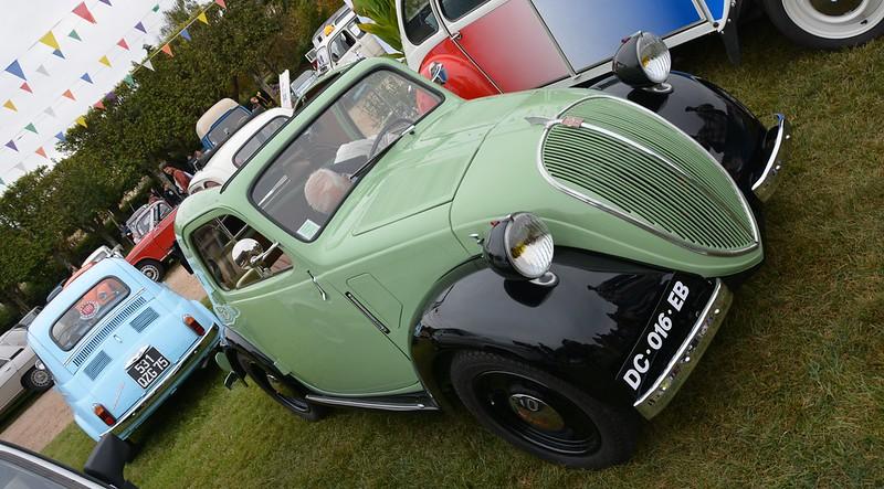 Fiat Topolino / Simca 5 1939 de Patrice 15456146852_b25515986a_c