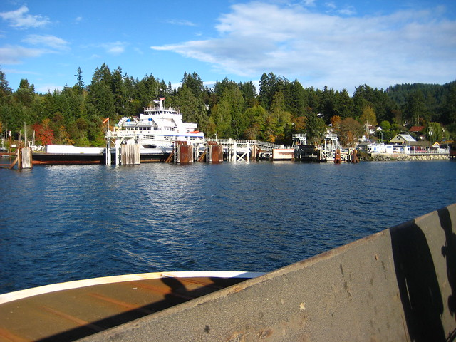 Fulford Harbour Ferry Landing