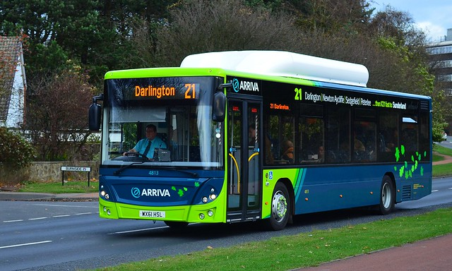 Fleet Lists North East Buses