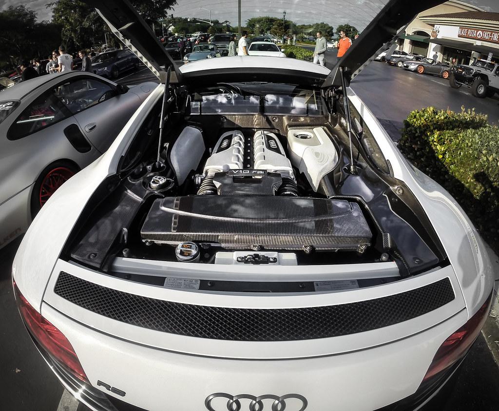 Audi R8 Engine Bay Www Pixshark Com Images Galleries
