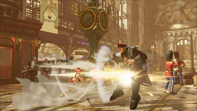 Street Fighter V, 12