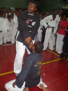 Judo and Ju-Jitsu Seminars in Ethiopia