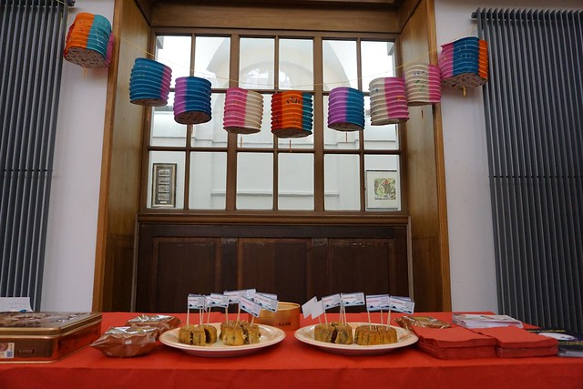 Confucius Institute - Mid-Autumn Festival 2016