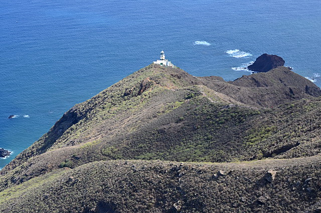 Anaga Lighthouse
