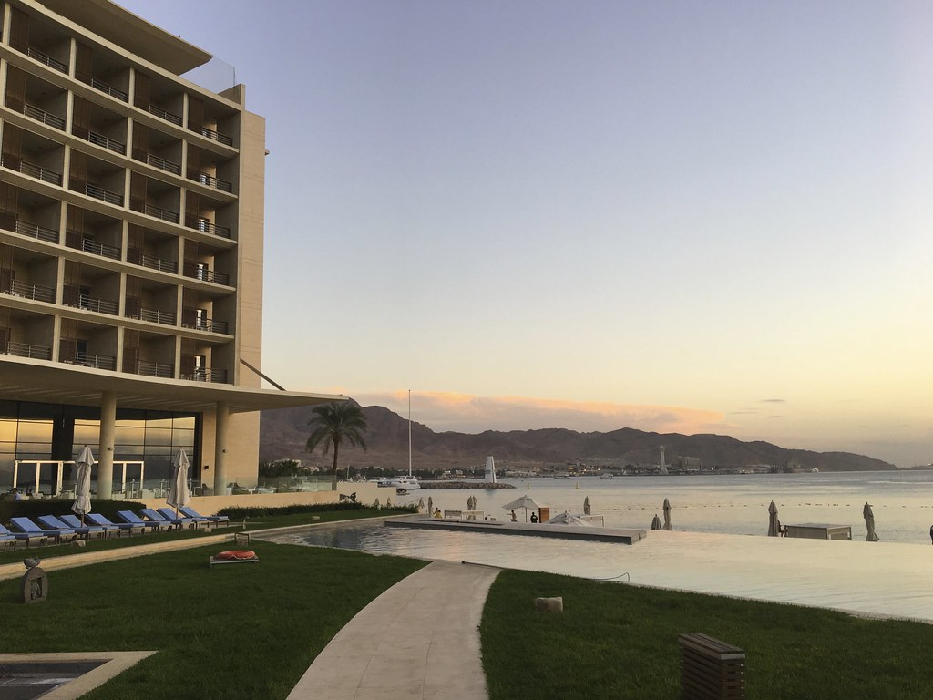 Hotelli Kempinski Aqaba
