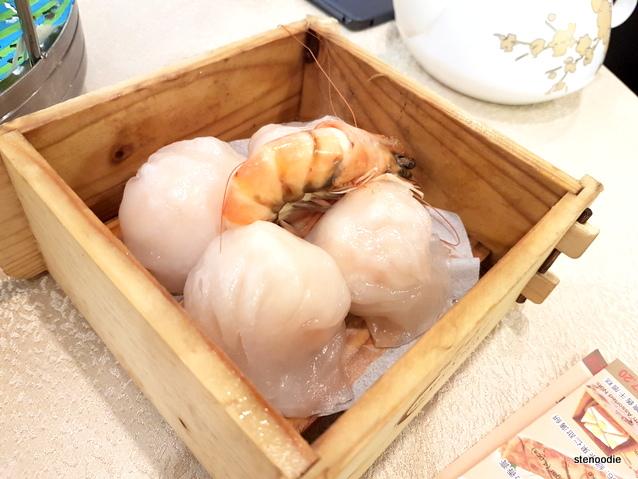 Steamed Shrimp Dumpling (Har Gow)