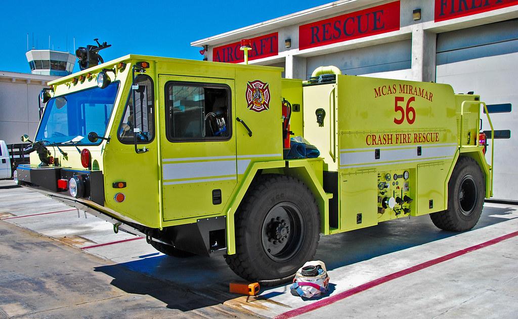 MCAS Miramar Crash Fire Rescue 56 | Marine Corps Air ...