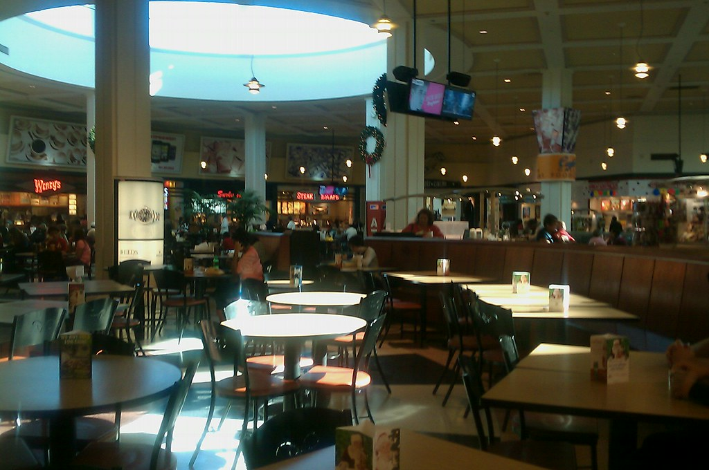 Wolfchase Mall Memphis Tn Food Court