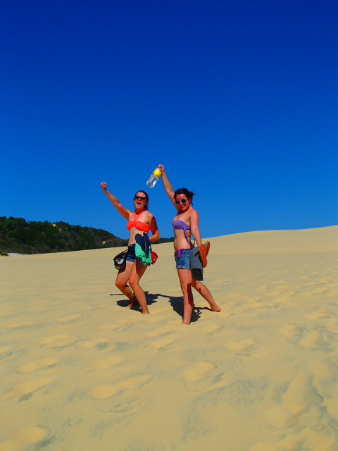 Dropbear Adventures Fraser Island