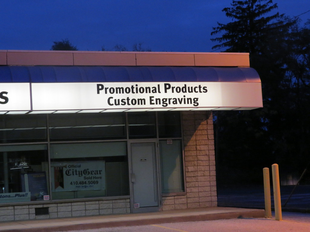 Backlit Awnings Baltimore A Hoffman Awning Company