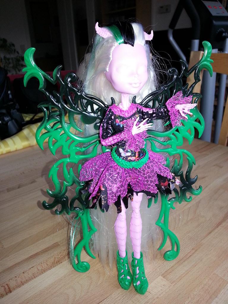 Monster high bonita femur ooak repaint labirdy flickr - Monster high bonita ...