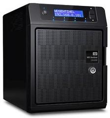 Servidor de almacenamiento WD Sentinel™ DX4200