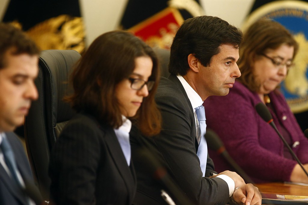 Ministros de defensa del per y portugal sostuvieron reuni for Ministros del peru