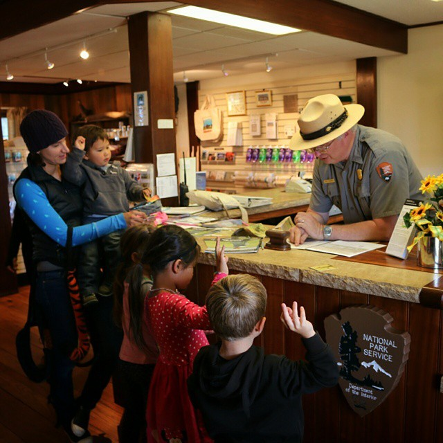 I, (insert your name), promise to protect our national parks as a #JuniorRanger...