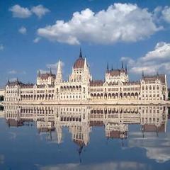 Sede del Parlamento de Hungría