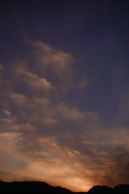 Odawara sky from Odawara castle tower 21