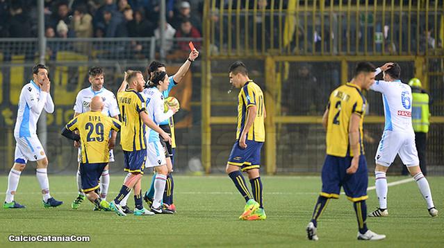 Juve Stabia-Catania 0-0: campani avanti nei Play Off di Lega Pro 2017