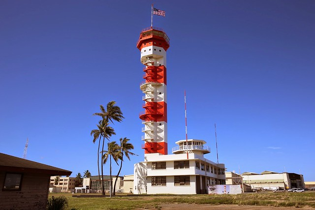 Ford Island Control Tower in 2014