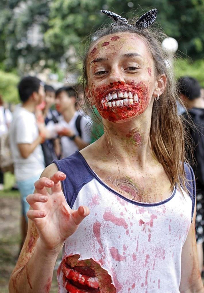 zombie walk sydney 2014 1040 - photo#8