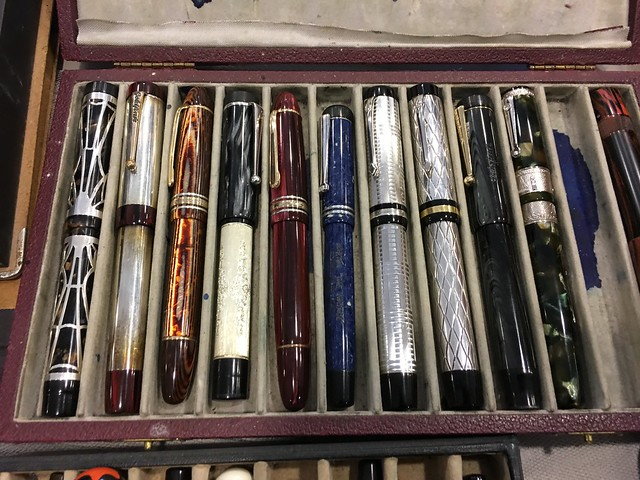 Madrid Pen Show 2016 Close Ups! @Iguana_Sell 12