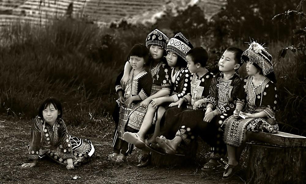 Etnia Hmong historia de la población