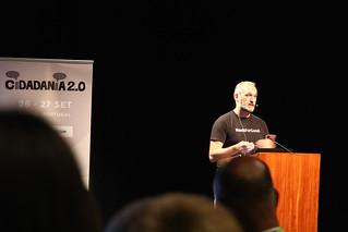 Jorge Garcia del Arco no Cidadania 2.0 2014